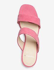 VAGABOND - ELENA - høyhælte sandaler - candy pink - 3