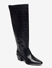 VAGABOND - BETSY - lange laarzen - black - 0