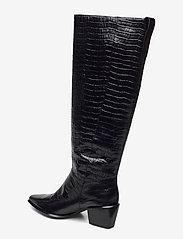 VAGABOND - BETSY - lange laarzen - black - 2