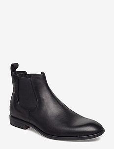 HARVEY - chelsea boots - black