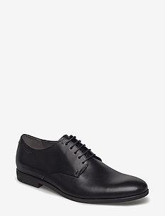 LINHOPE - buty sznurowane - black