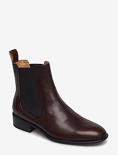 MIRA - chelsea boots - java