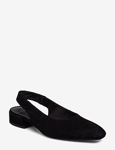 JOYCE - sling backs - black
