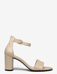 PENNY - sandalen mit absatz - off white
