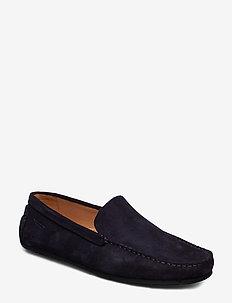 WAYNE - loafers - indigo
