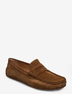 WAYNE - loafers - cognac