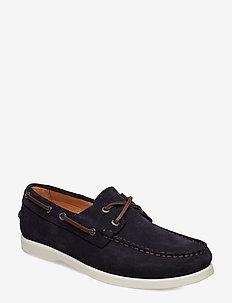 SCOTT - chaussure bateau - indigo