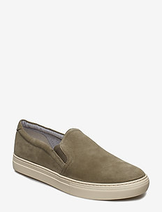 PAUL - chaussures slip-ons - light olive