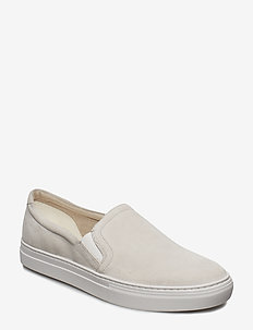 PAUL - baskets slip-ons - salt