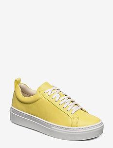 ZOE PLATFORM - låga sneakers - ci100% rubberus