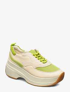 SPRINT 2.0 - OFF WHITE/LIME