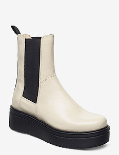 TARA - chelsea boots - plaster
