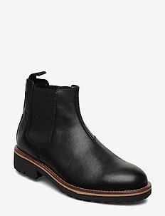 BRUCE - chelsea boots - black