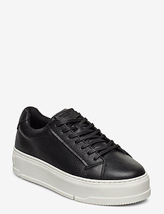 JUDY - lave sneakers - black