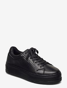 JUDY - låga sneakers - black/black