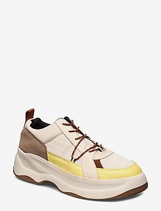 INDICATOR 2.0 - low top sneakers - off white multi
