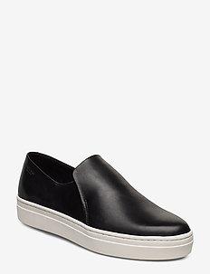 CAMILLE - slip-on sneakers - black