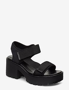 DIOON - sandalen mit absatz - black