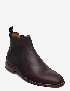 PERCY - chelsea boots - dk brown