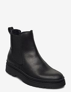 JAMES - chelsea boots - black