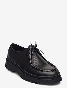 JAMES - loafers - black