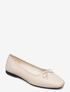 MADDIE - ballerinas - off white