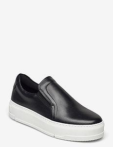 JUDY - slip-on sneakers - black