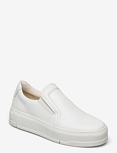 JUDY - slip-on sneakers - white