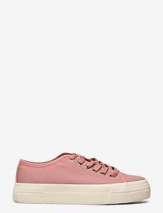 TEDDIE W - niedrige sneakers - dusty pink