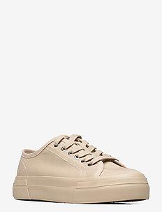 TEDDIE W - niedrige sneakers - sand