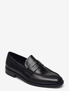 PERCY - loaferit - black