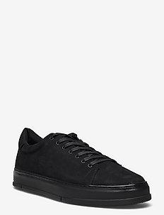 JOHN - låga sneakers - black