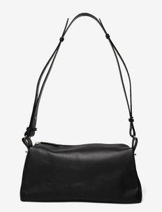 FLORINA MID - handväskor - black