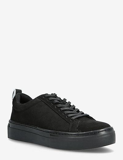 ZOE PLATFORM - lave sneakers - black