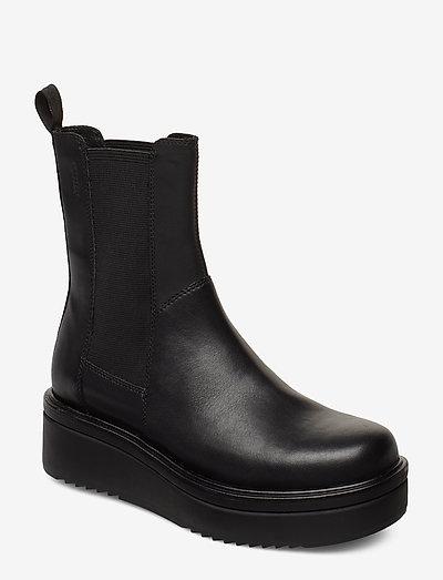 TARA - chelsea boots - black