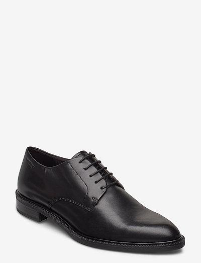 FRANCES - laced shoes - black