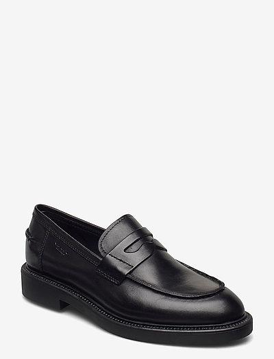 ALEX W - loafers - black