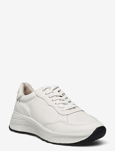JANESSA - lave sneakers - white