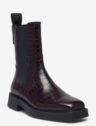 JILLIAN - chelsea boots - brown