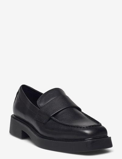 JILLIAN - loafers - black