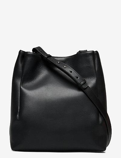 VILNIA - shoulder bags - black