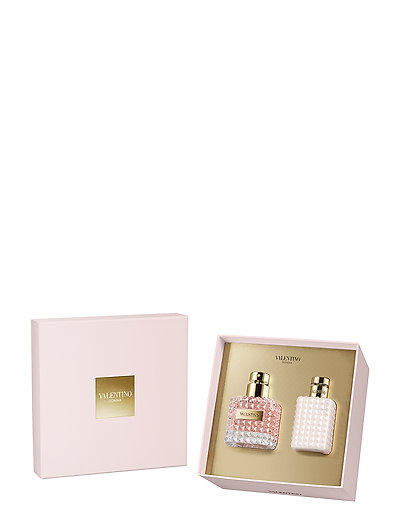 VALENTINO DONNA EDP 50ML/BODY LOTIO - NO COLOR