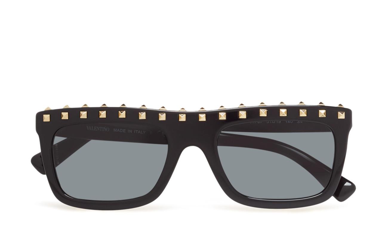 Valentino Sunglasses SOUL ROCKSTUD - BLACK