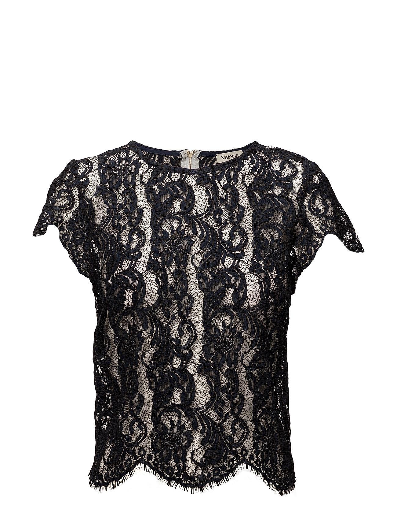 Image of Corn Top T-shirt Top Sort VALERIE (3009719141)