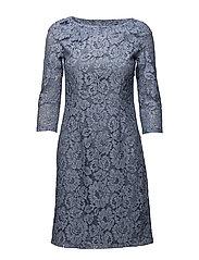 STAY DRESS - DENIM BLUE
