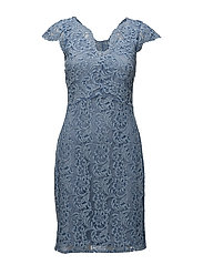 DATE DRESS - BLUE