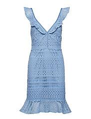 NELLO DRESS - BLUE