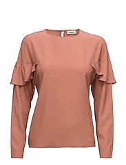 Pink Blouse - BEIGE