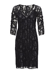 Total Dress - BLACK