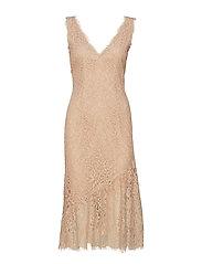 Vega Dress - NUDE